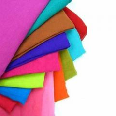 Woolen Plain Fabrics