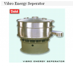 Vibro Energy Separators