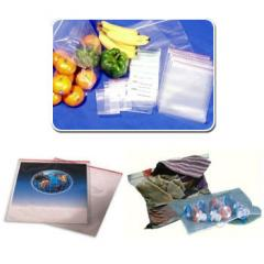 Printed Zip lock bags