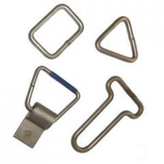 SS Rectangular Triangular Support Ring
