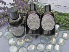 Organic Massage Oils