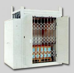 Goods Lift (Cage Hoist)