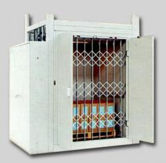 Goods Lift (Cage Hoist)