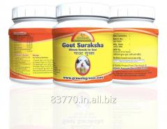 Remedy for Gout in Poultry