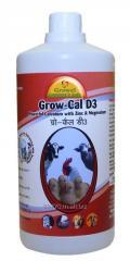 Powerful Calcium with Extra Zinc Magnesium. for