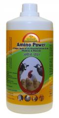 Powerful Amino Acids, Vitamins & Minerals for Poultry & Cattle