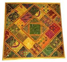 Zari table linen