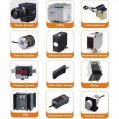 Omron Sensors , Relays , Power Supplies