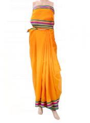 Multi shaded Saree