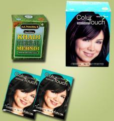 Black Henna Hair Color