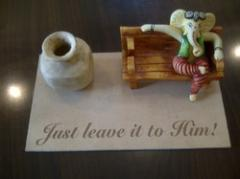 Ganesha Penstand
