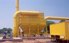 Air Pollution Control Equipments , Industrial Fans
