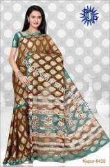 Fashionable Viscose Saree