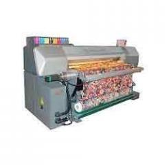 Textile Printer - Qualijet HS