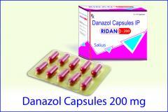 Ridano-200 ( Danazol Capsules 200 mg)
