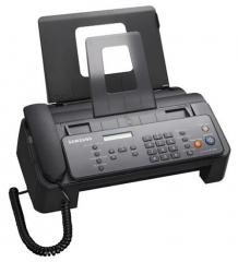 Panasonic KX-FT981 Thermal Paper Fax Machine