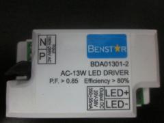 Ac 13w/350ma Led Driver