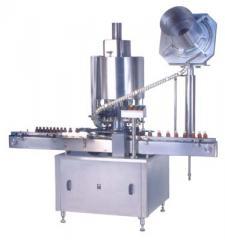 AUTOMATIC MULTIHEAD ROPP CAPPING MACHINE.- RARCS - 150