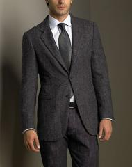 Men's short winter coat