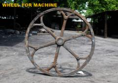 Machine Wheels
