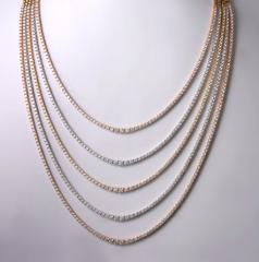 Necklace DHMSET-0118/1