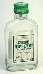 Rectified Spirit