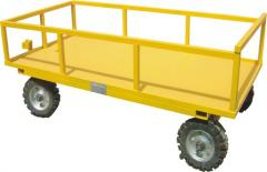 Heavy Duty Trolleys