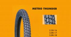 Automobile Tyres & Tubes Metro-Thunder