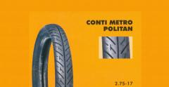 Automobile Tyres & Tubes Conti Metro