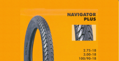 Automobile Tyres & Tubes Navigator Plus