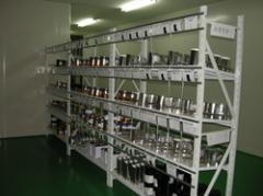 Cleanroom Storage Racks