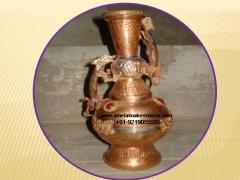 Tibetan flower vase