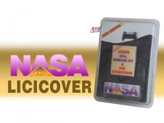 NASA LICICOVER -SPILL HANDLING KIT