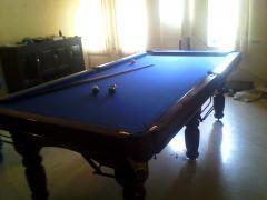 Pool Table Marvel Slate