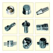 Precision Turned & Milled Components For Automobile & Railway Equipments Material