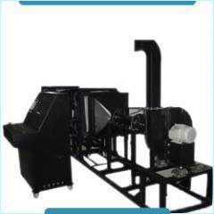 Air filter testing machines