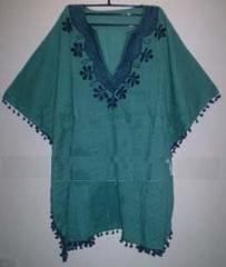 Hand Embroidered Kaftans