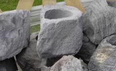 Rock Planters