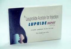 Leuprolide Depot Injections