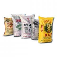 PP Woven Sack Bags & Rolls