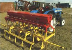 Seed Drill Planter