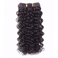Bulk Curly Human Hair Extension