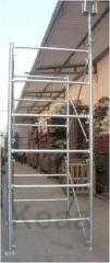Galvanized Shoring Tower
