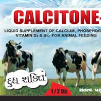 Calcitone Gold Fort Gel Animal Feed Supplement