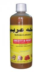 Obesity and heart mixture