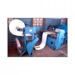 Paper Pleating Machine