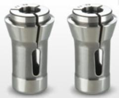 Carbide lined Collets and Guide bushes