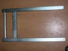Scaffolding Clamps & Panels