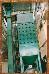 Paddy dryer