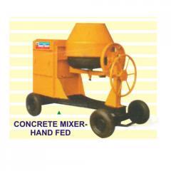 Pan mixer & concrete mixer